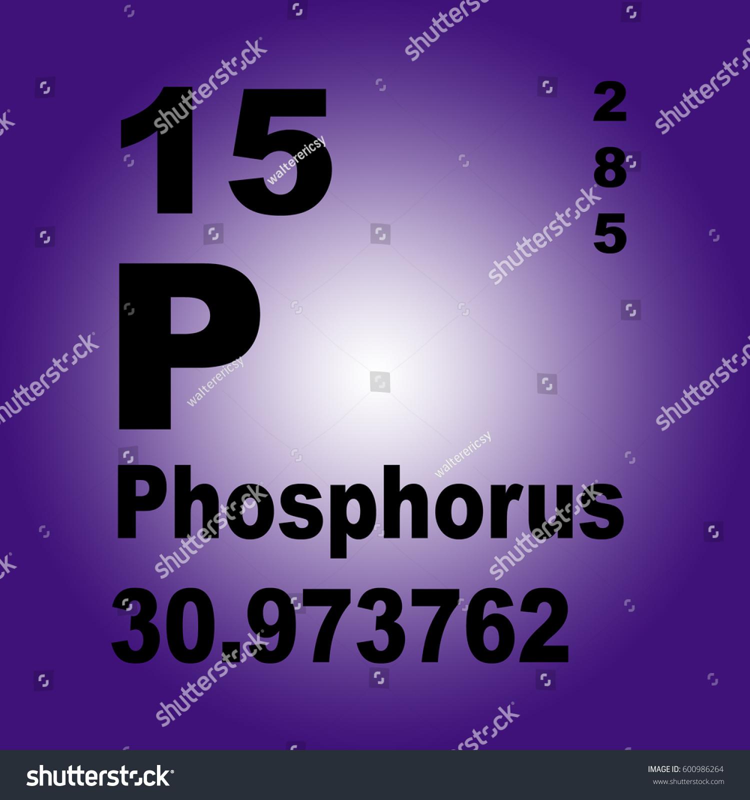 Phosphorus periodic table elements stock illustration 600986264 phosphorus periodic table of elements gamestrikefo Gallery