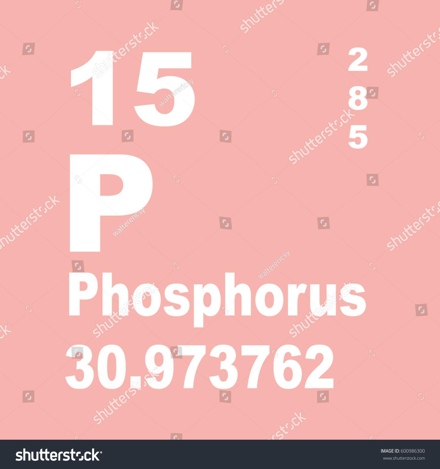 Phosphorus periodic table elements stock illustration 600986300 phosphorus periodic table of elements gamestrikefo Gallery