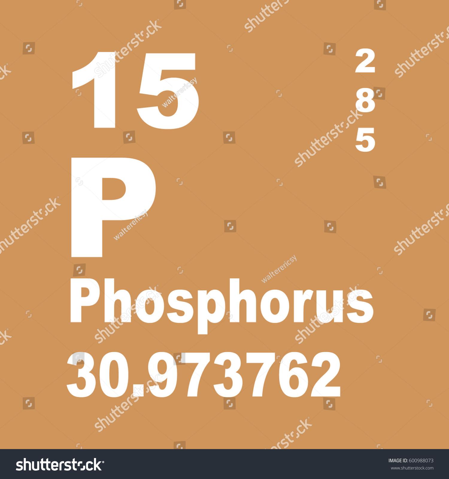 Phosphorus periodic table elements stock illustration 600988073 phosphorus periodic table of elements gamestrikefo Gallery