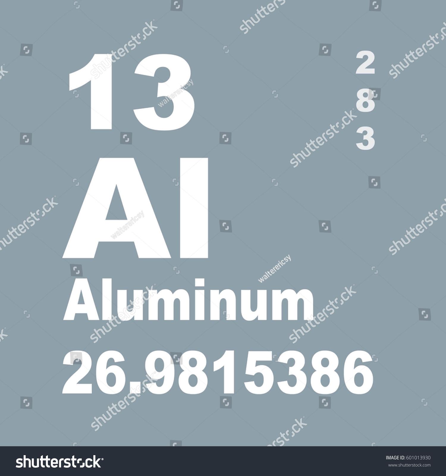 Aluminum periodic table images periodic table images aluminum periodic table elements stock illustration 601013930 aluminum periodic table of elements gamestrikefo images gamestrikefo Image collections