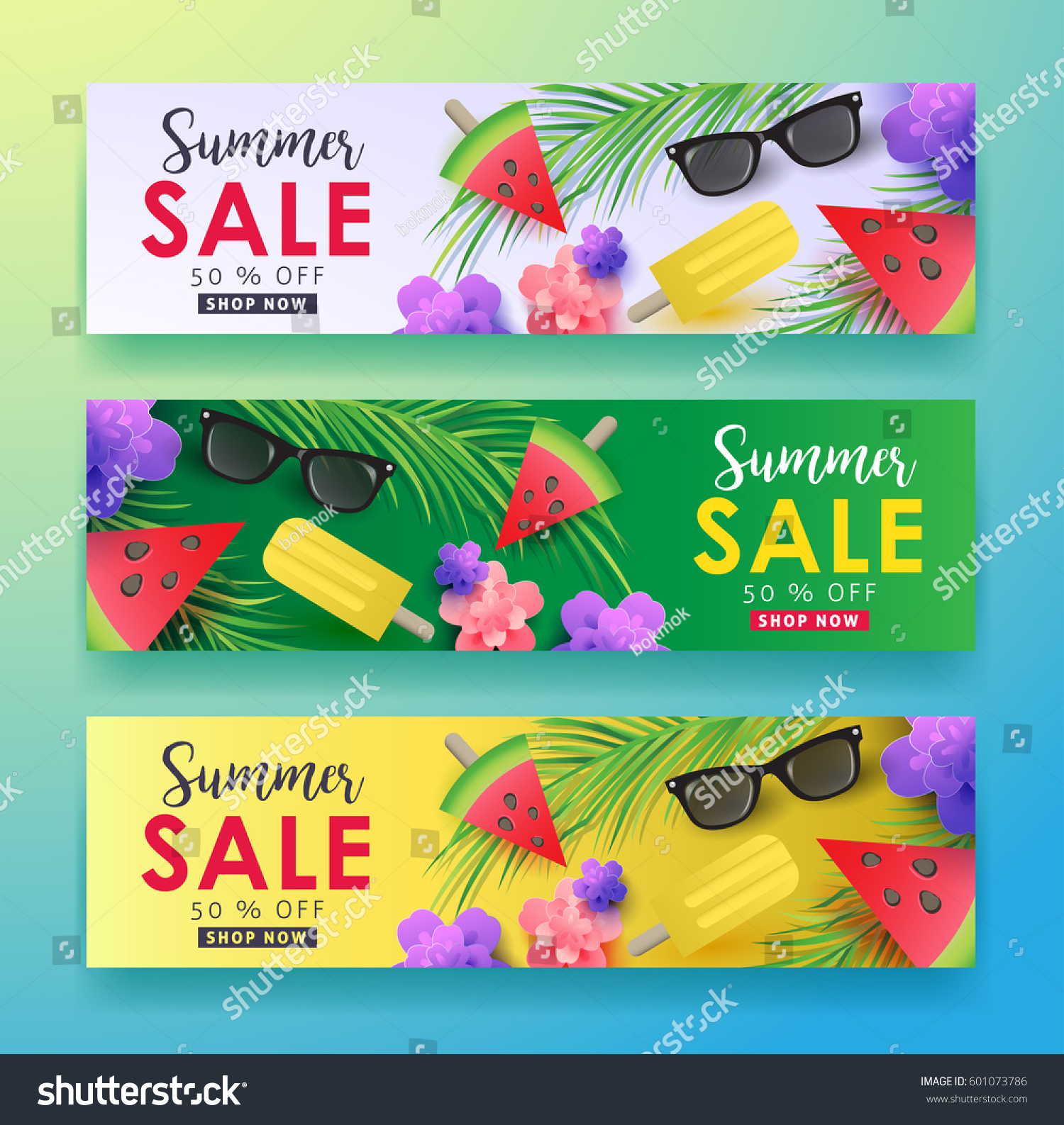 Summer Sale Background Layout Banners Wallpaperflyers Invitation 601073786