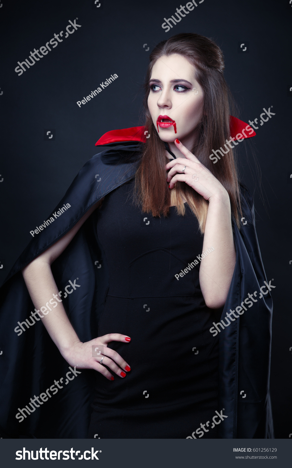 Evil Woman Halloween Costume
