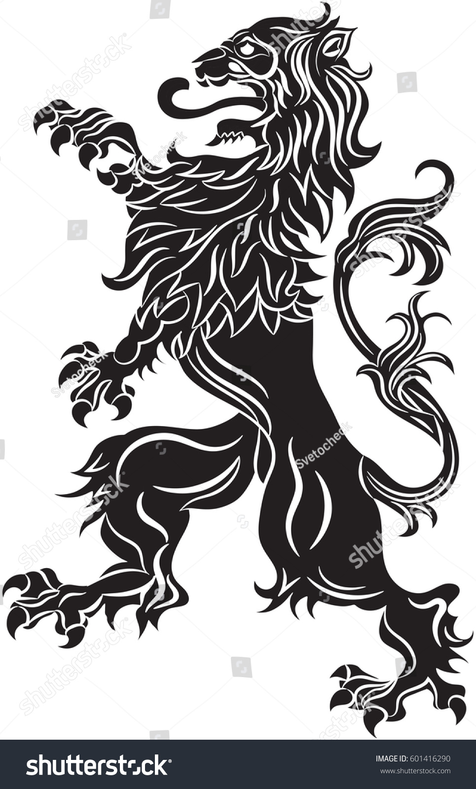 How to breed heraldic dragon - The Rebels Lion The Heraldic Symbol Used In The Flags And Coats Of Arms