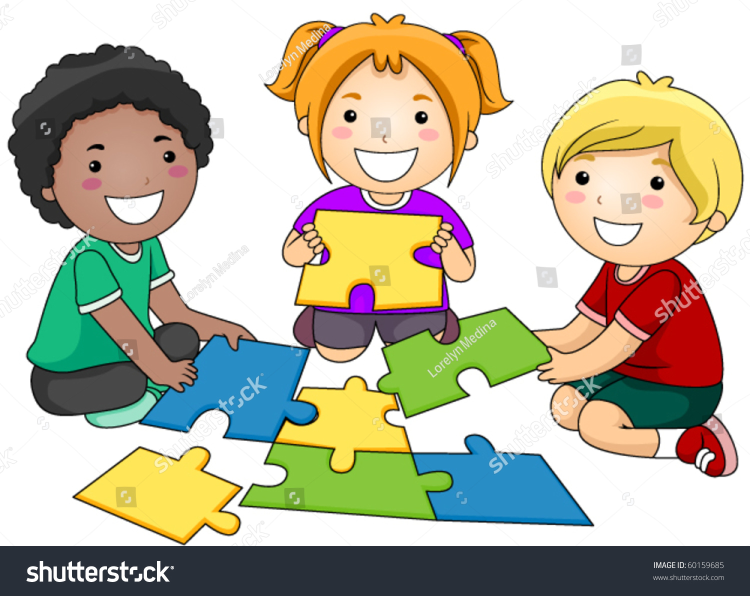 Group Puzzles 40