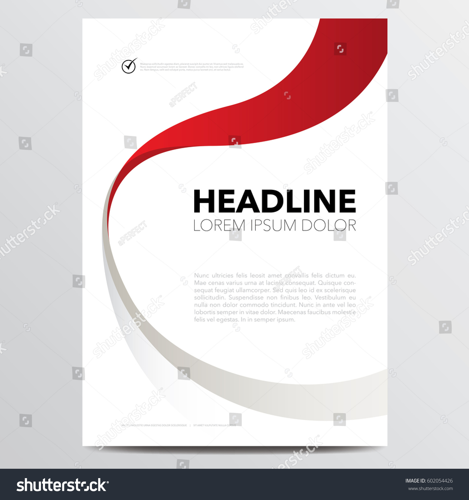 Report Front Cover Template Zrom