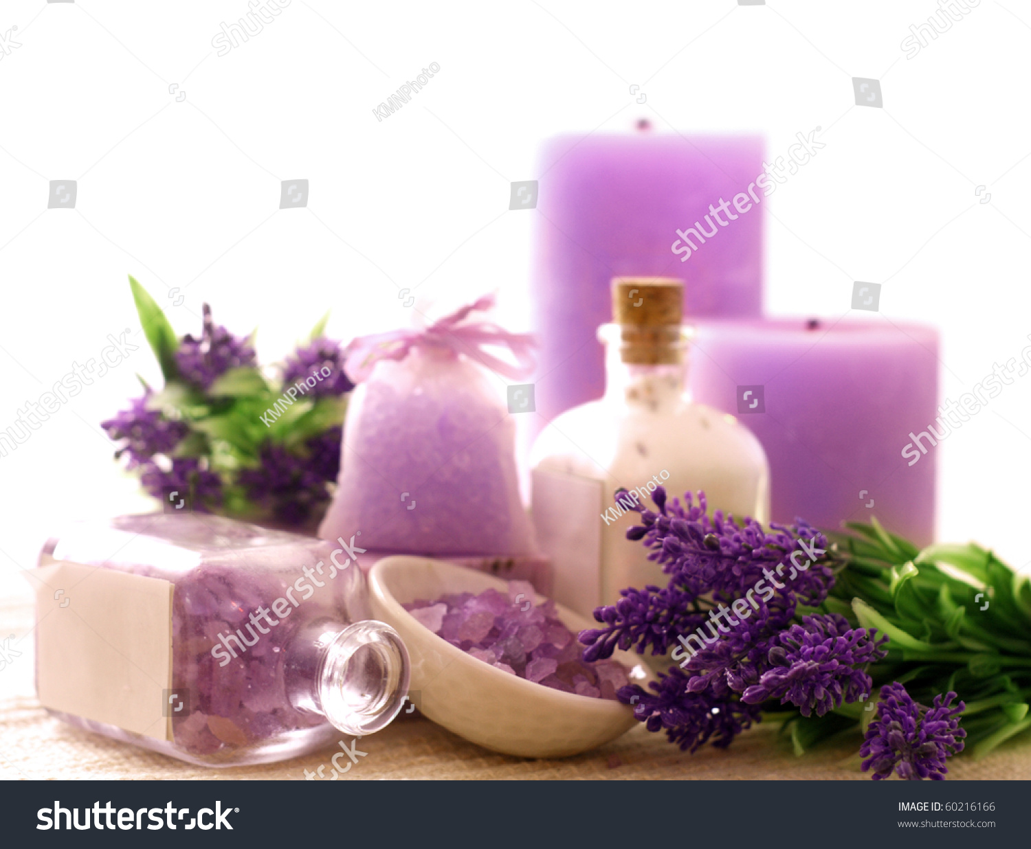 Spa beauty treatment products stock photo 60216166 for A trial beauty treatment salon