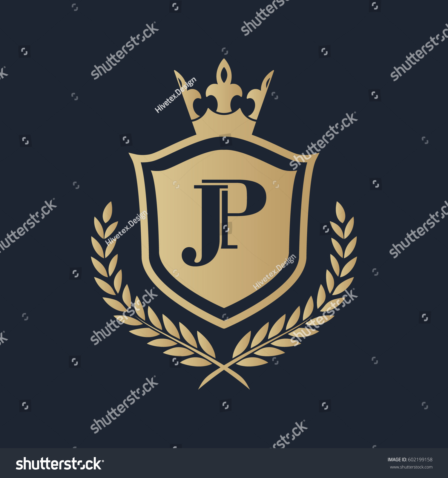 jp logo stock vector royalty free 602199158 shutterstock