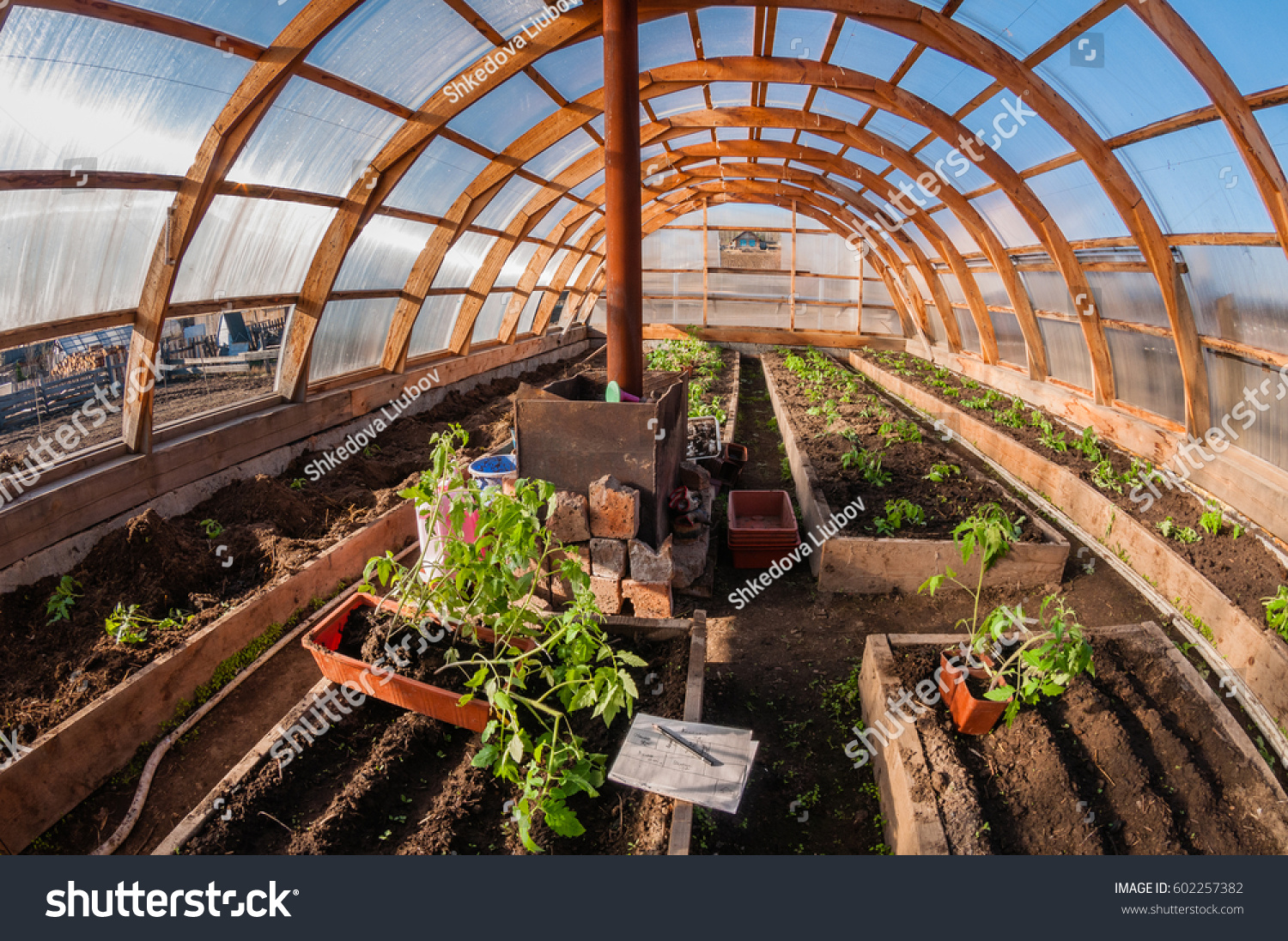 Preparing greenhouses for the new season in spring. 4 important steps how to prepare a greenhouse for planting in the spring 90