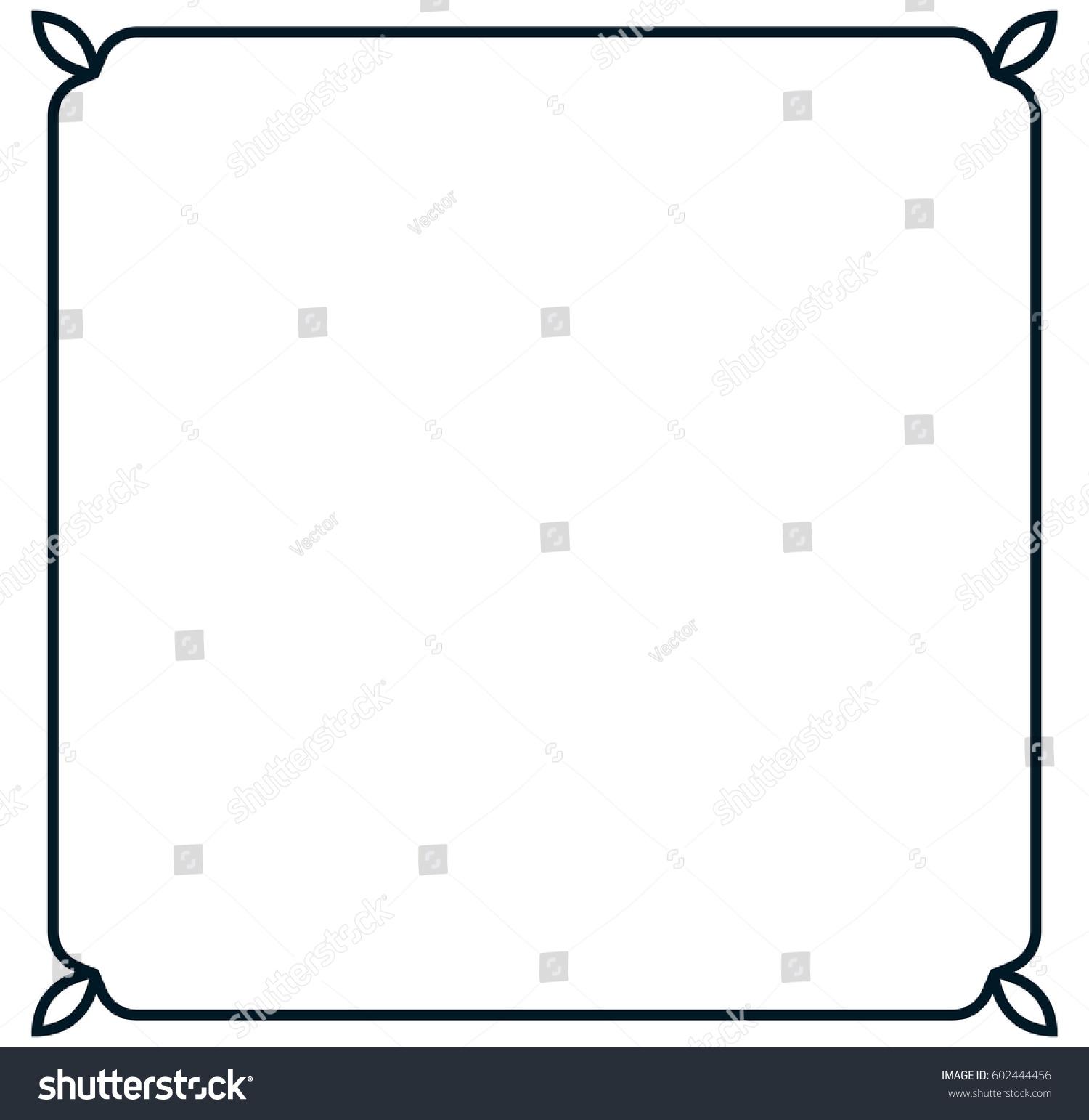 royalty free square frame border vector vintage 602444456 stock rh avopix com vintage banner vector png vintage banner vector free download