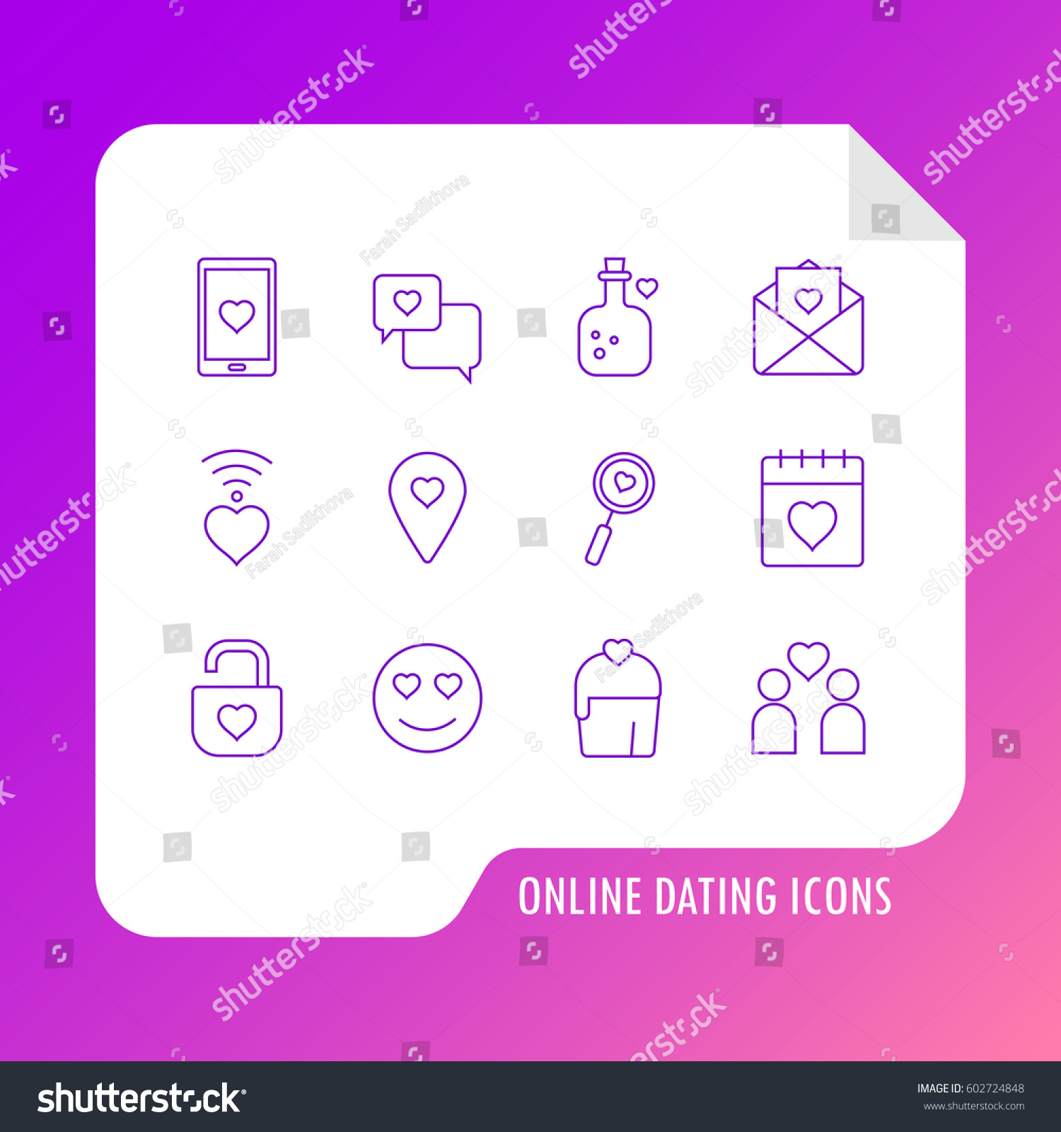 The square online dating