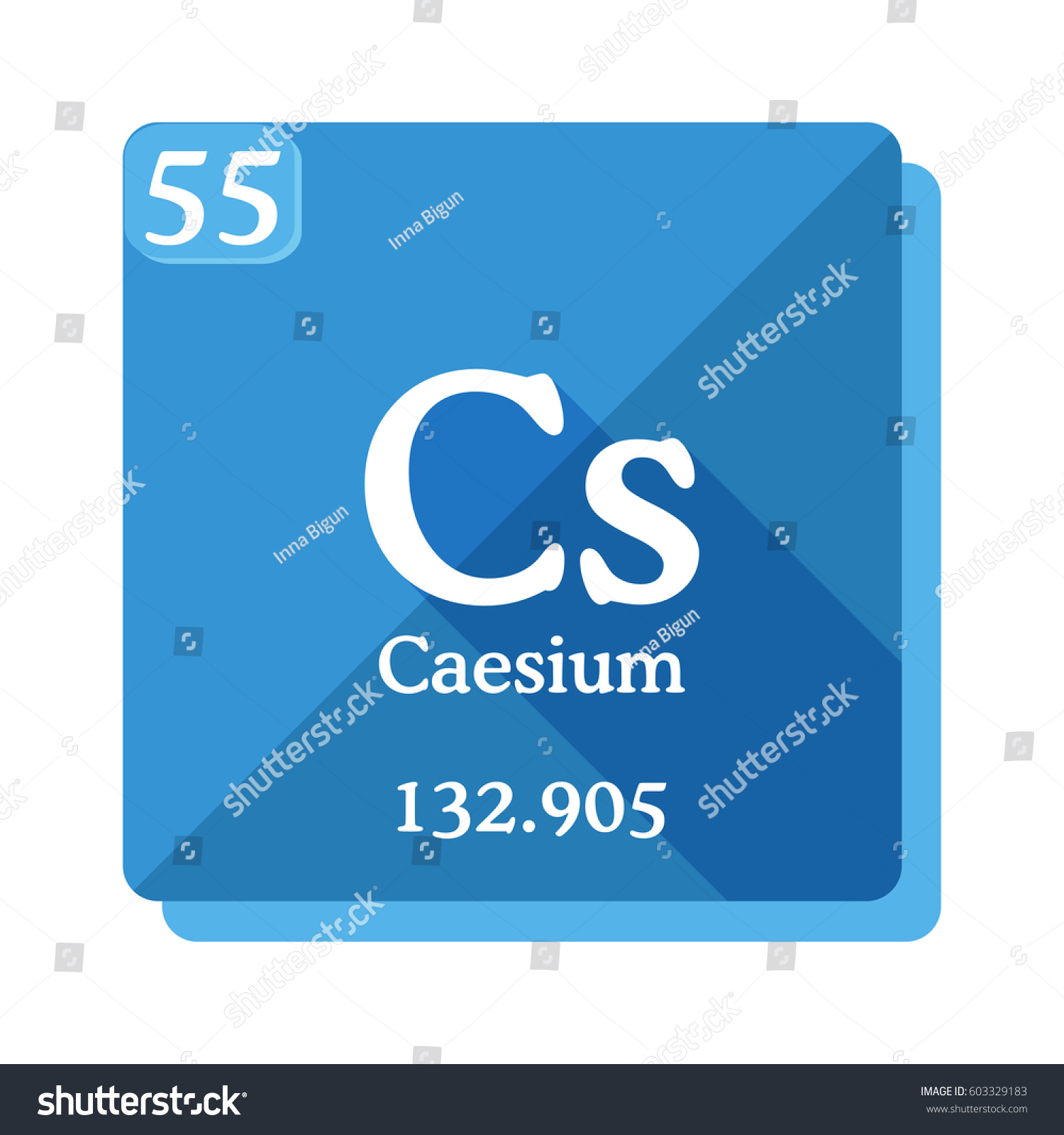 Cesium symbol periodic table image collections periodic table images caesium cs element periodic table cesium stock vector 603329183 caesium cs element of the periodic table gamestrikefo Image collections