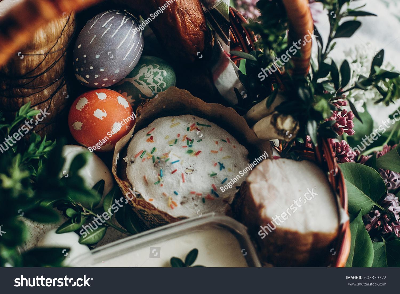 easter eggs happy food - photo #40
