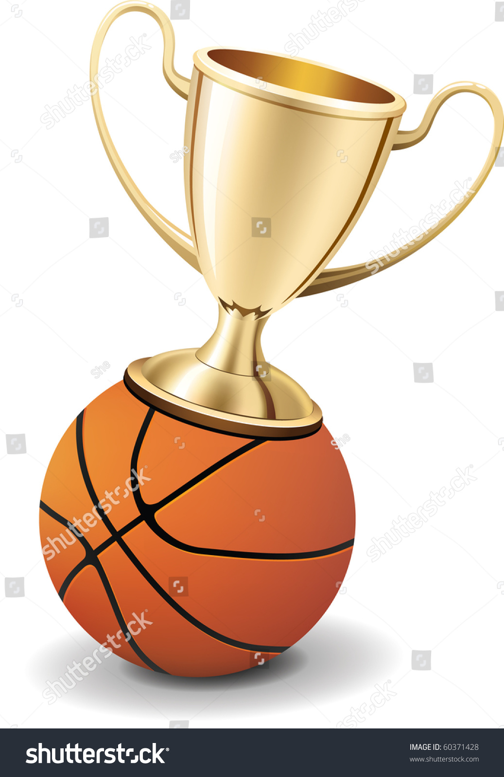 basketball cup