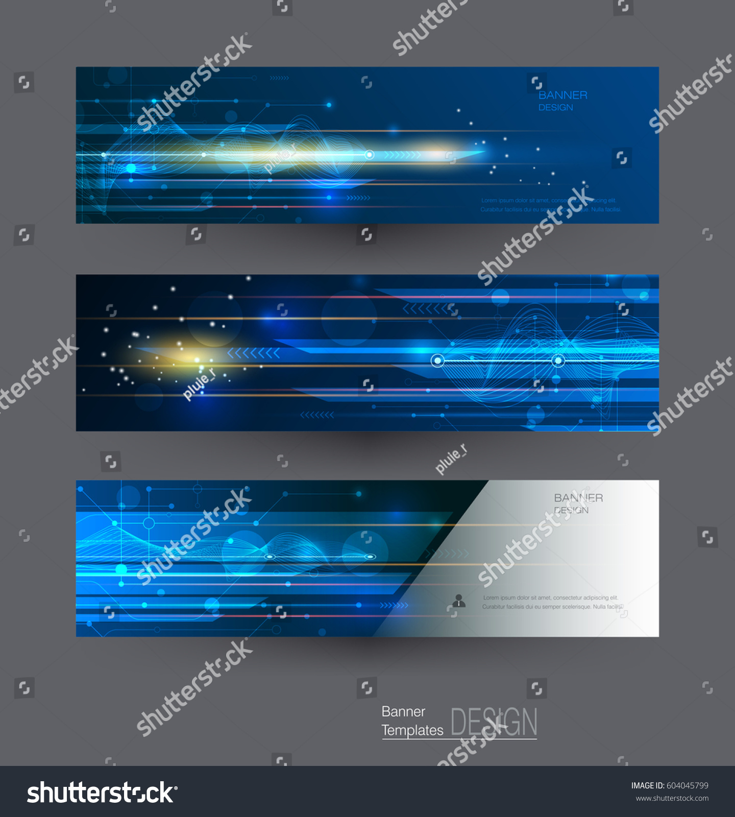 abstract banners set image speed movement stock vector 604045799 shutterstock. Black Bedroom Furniture Sets. Home Design Ideas