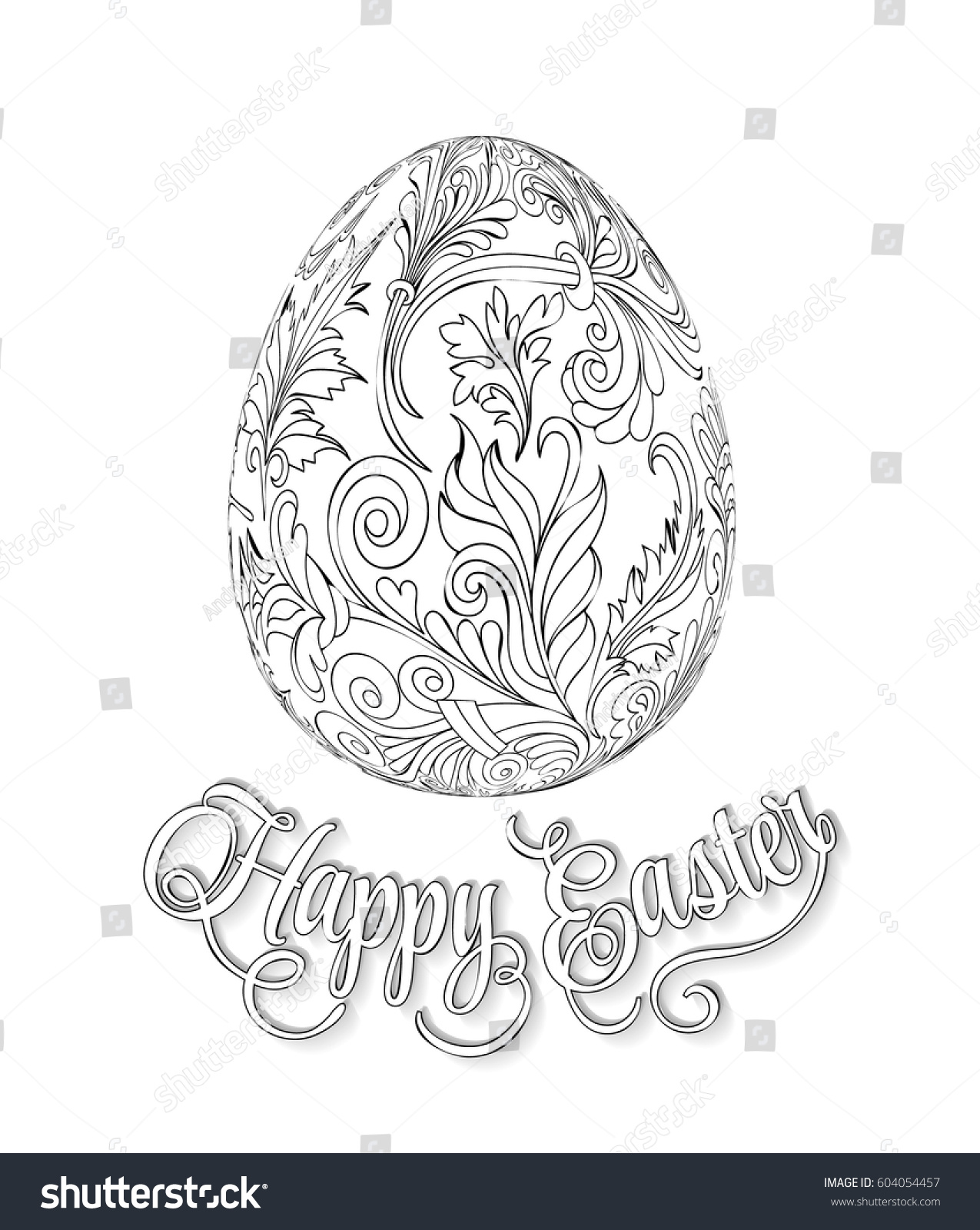 easter free card e Adult