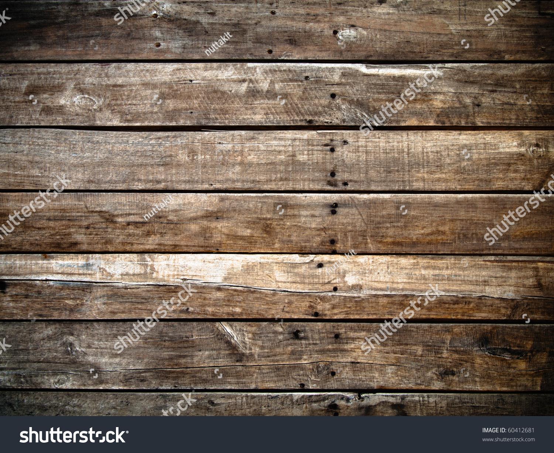 Old panel wood background Horizontal - Old Panel Wood Background Horizontal Stock Photo 60412681