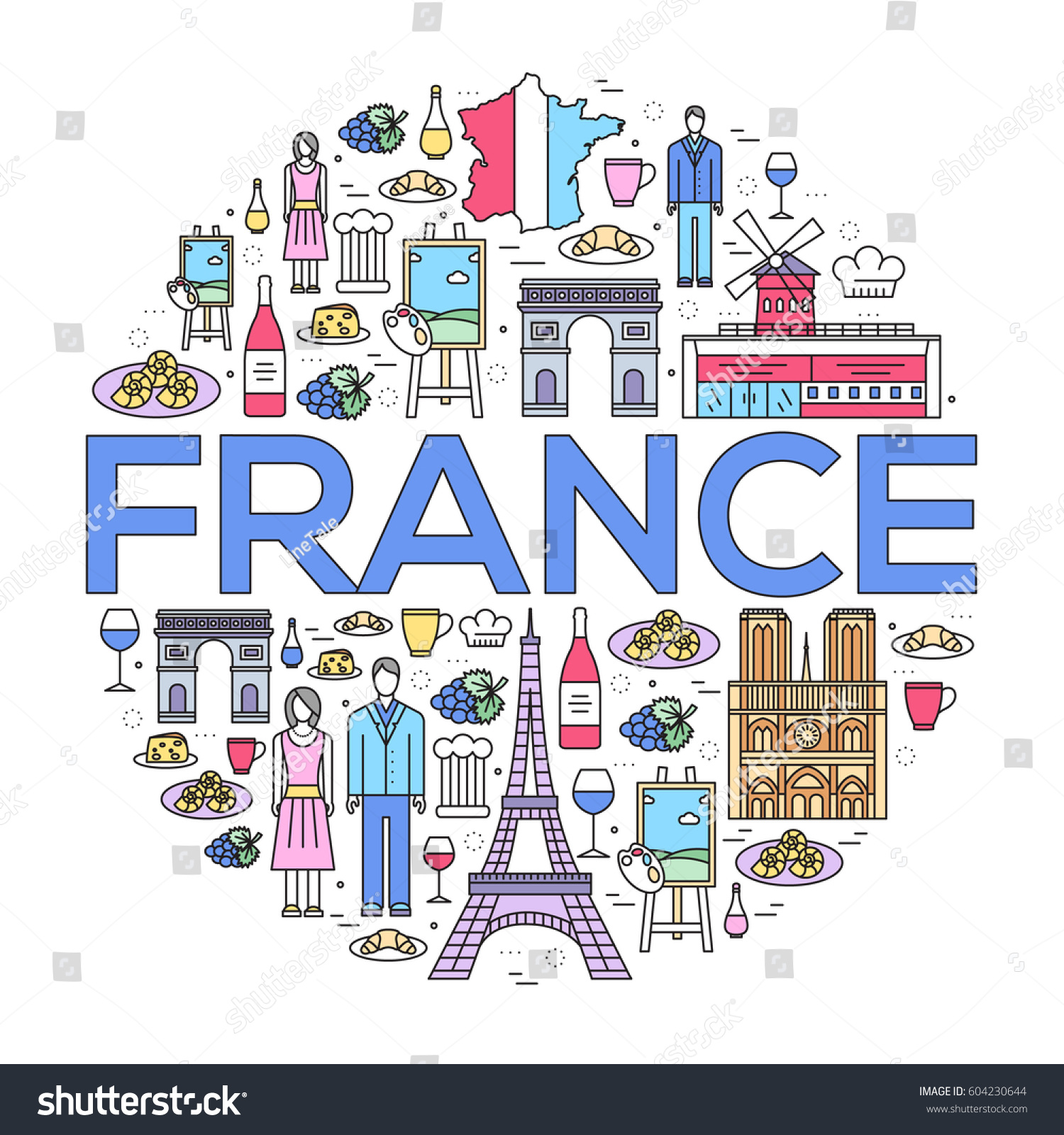 travel countries france guide