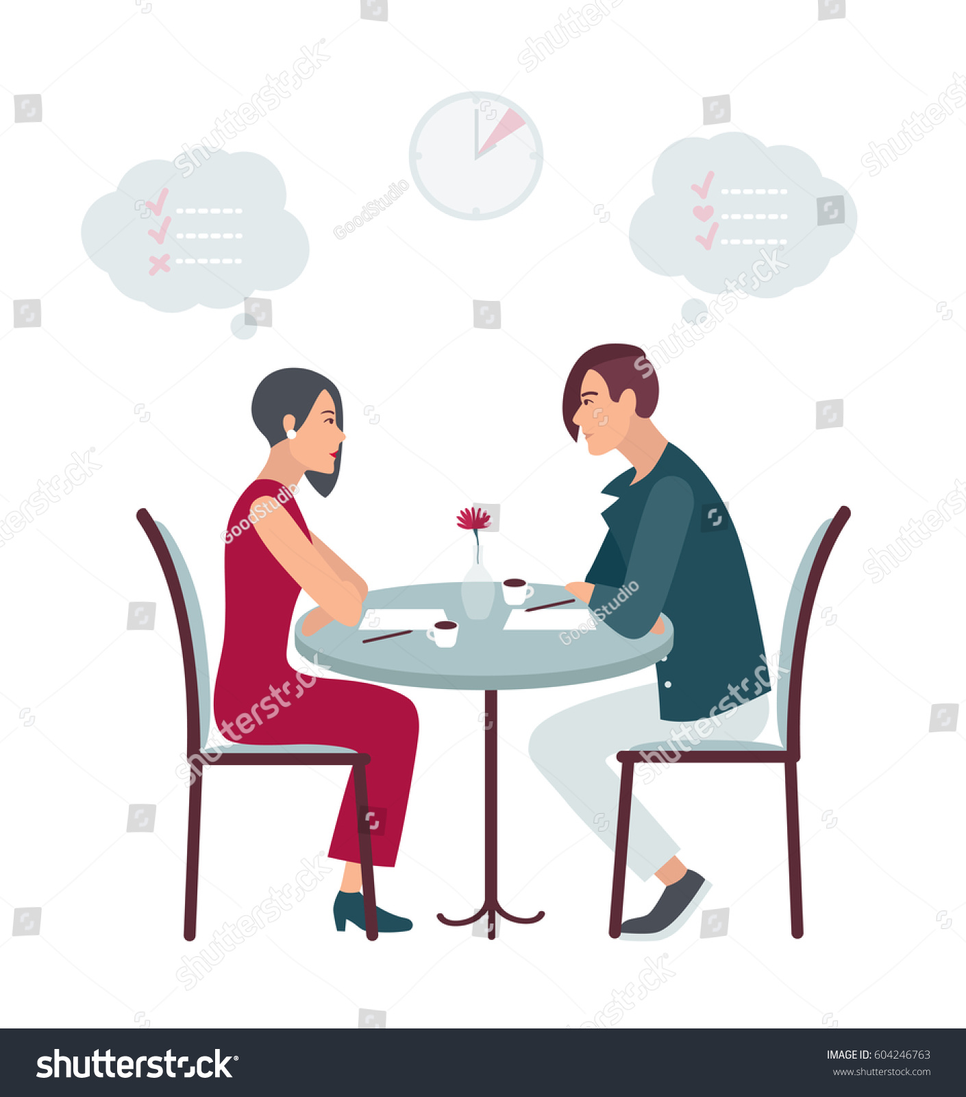 coffee matching speed dating