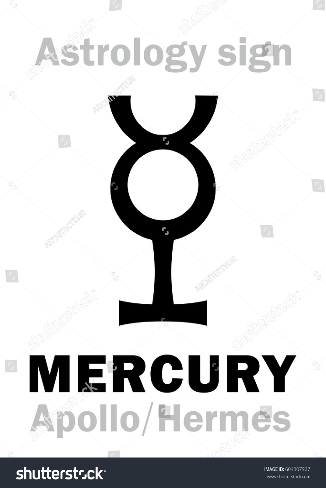 Demeter greek symbol choice image symbols and meanings astrology alphabet mercury apollohermes planetary star stock astrology alphabet mercury apollo hermes the planetary star planet buycottarizona Gallery