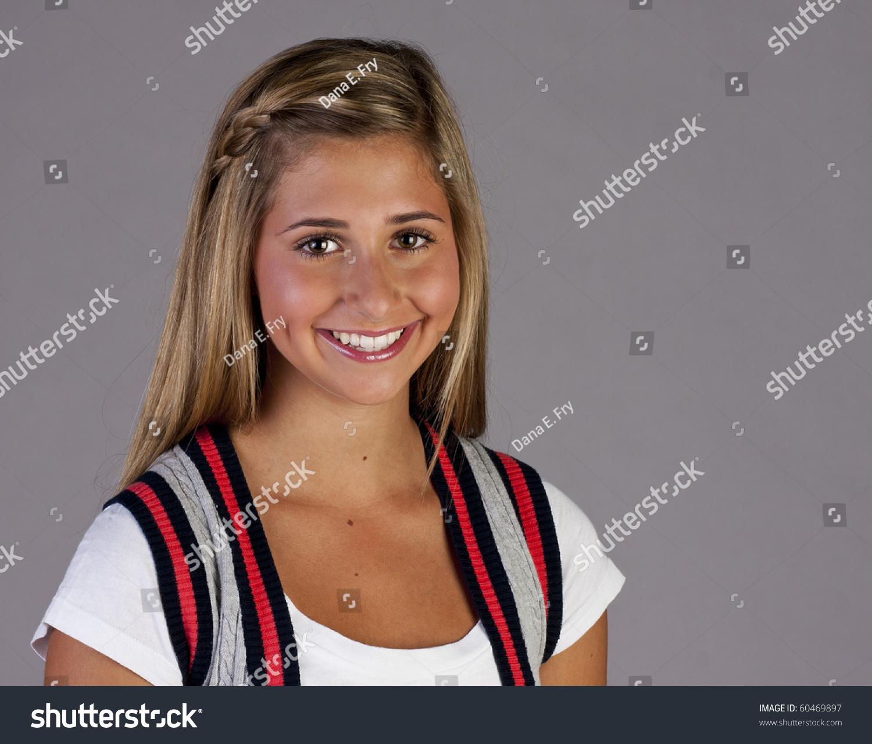 pretty cute smile of - photo #39