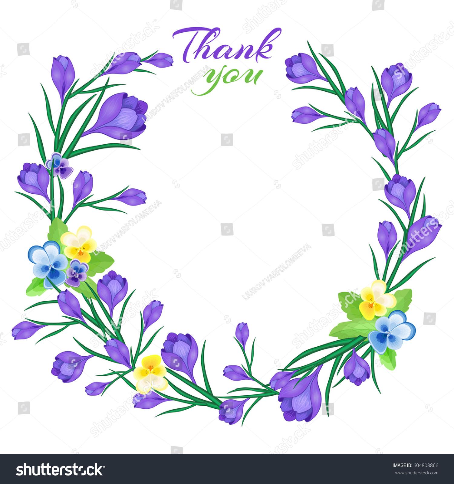 Royalty Free Stock Illustration Of Thank You Illustration Greeting