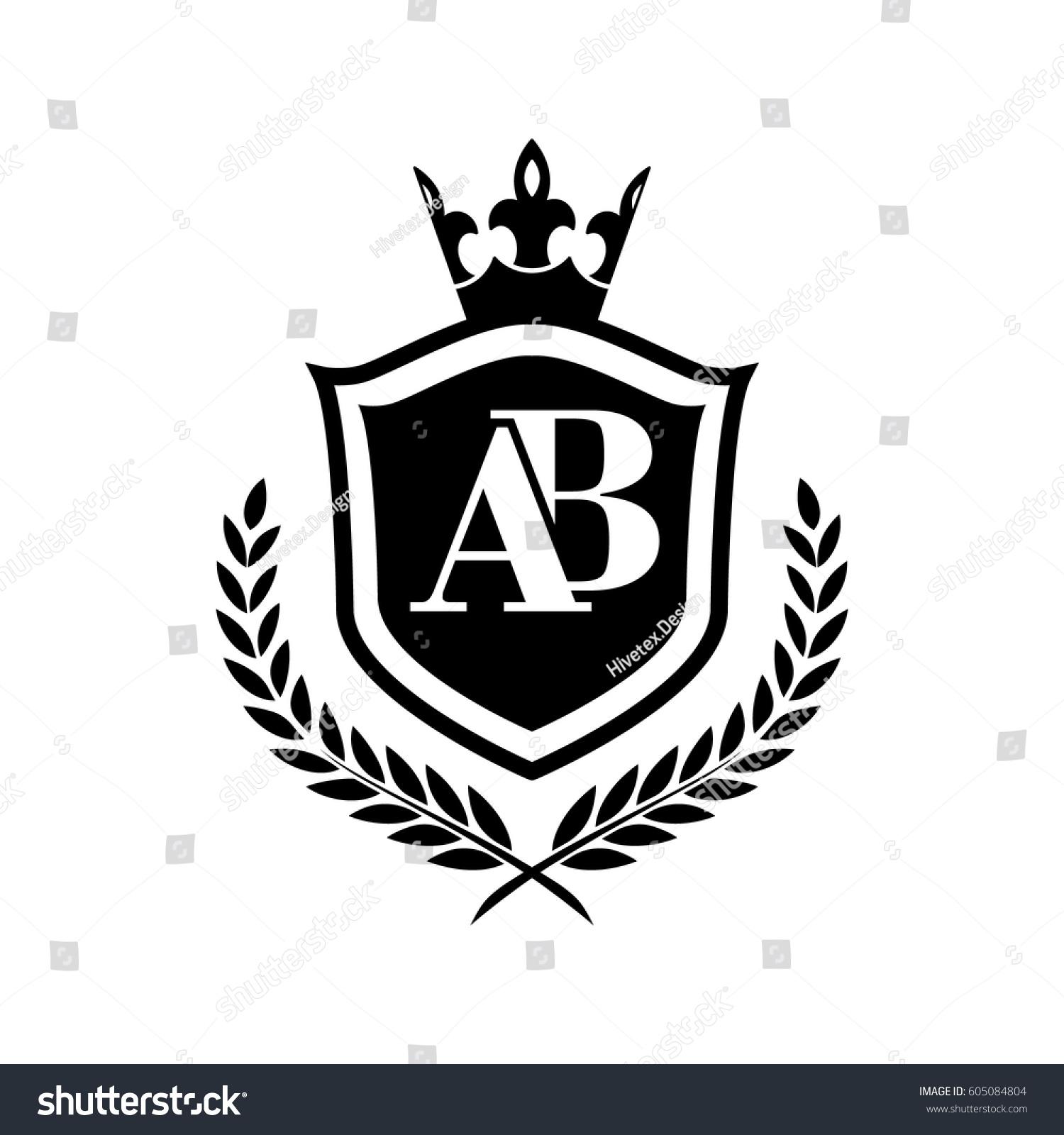 ab logo stock vector royalty free 605084804 shutterstock
