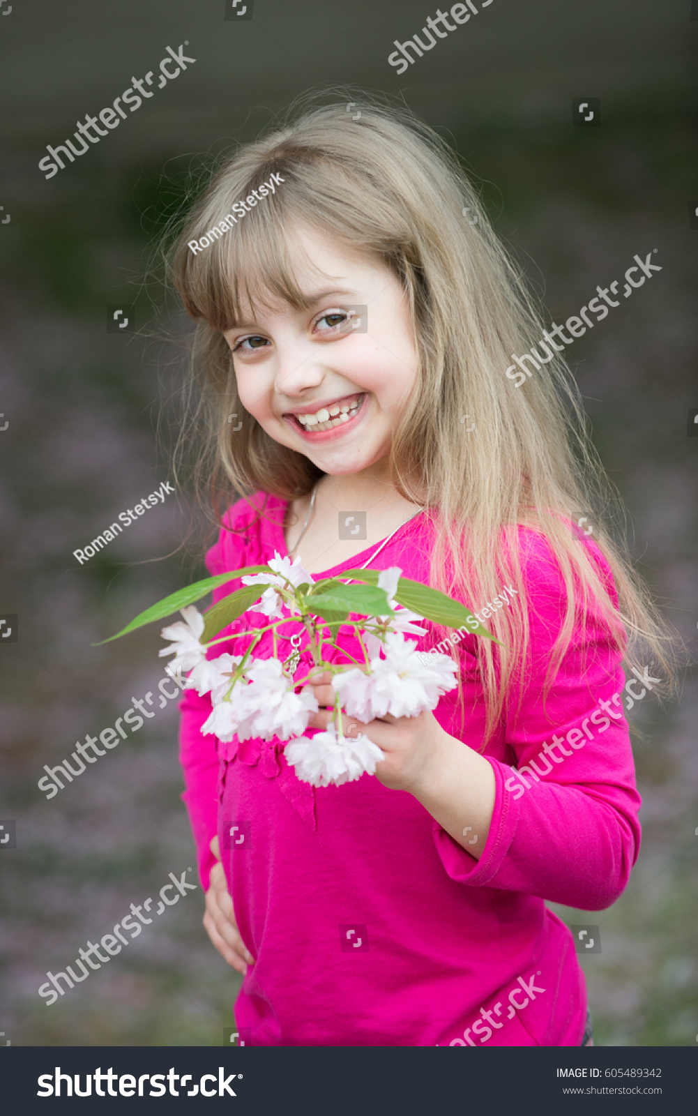 small baby girl cute child adorable stock photo (edit now) 605489342