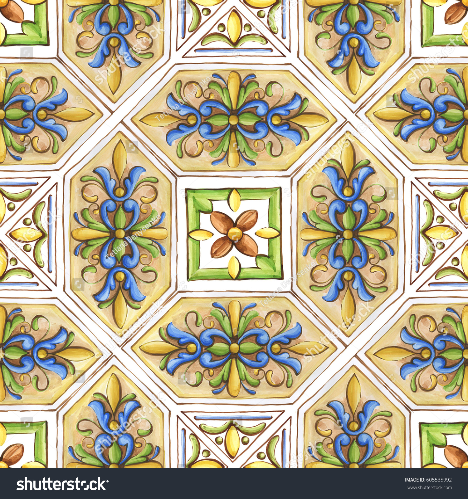 Famous Italian Ceramic Wall Art Frieze - Wall Art Collections ...