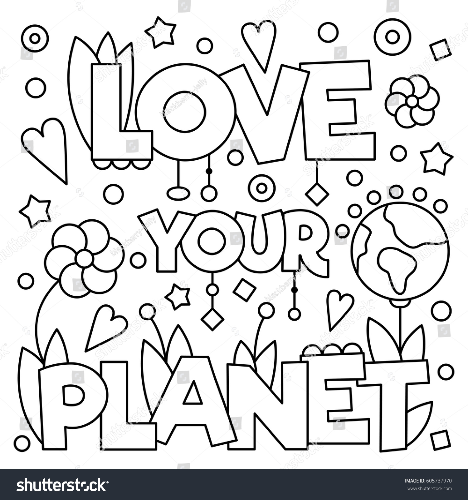 100 planet coloring page the little prince returns to his