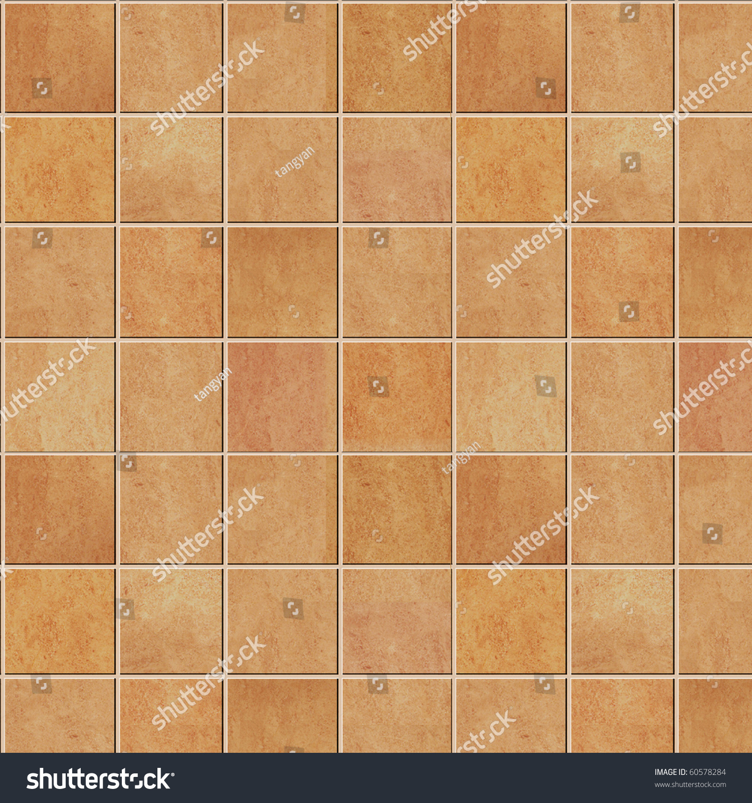 Beige brown floor tiles stock photo 60578284 shutterstock beige and brown floor tiles dailygadgetfo Image collections