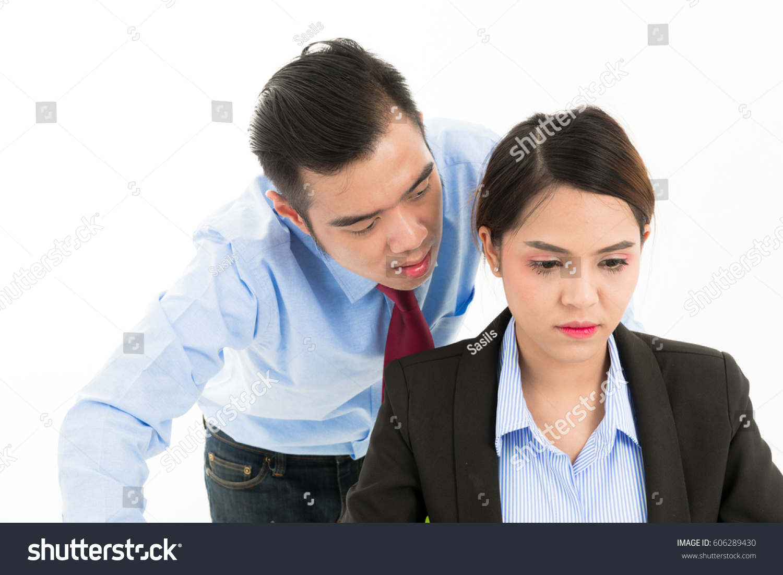 Modern sexual harassment