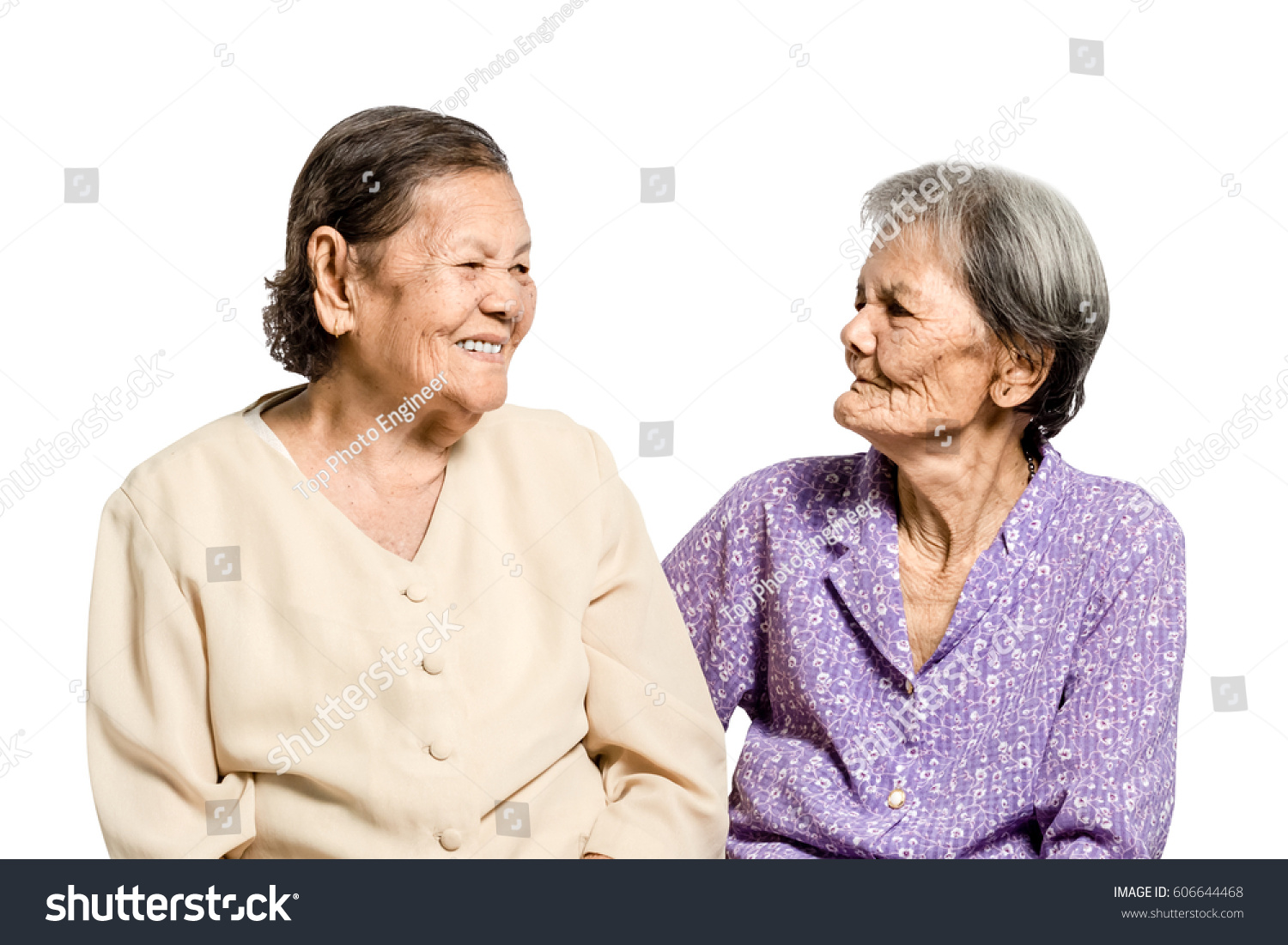 Topic simply Senior adult friend have faced