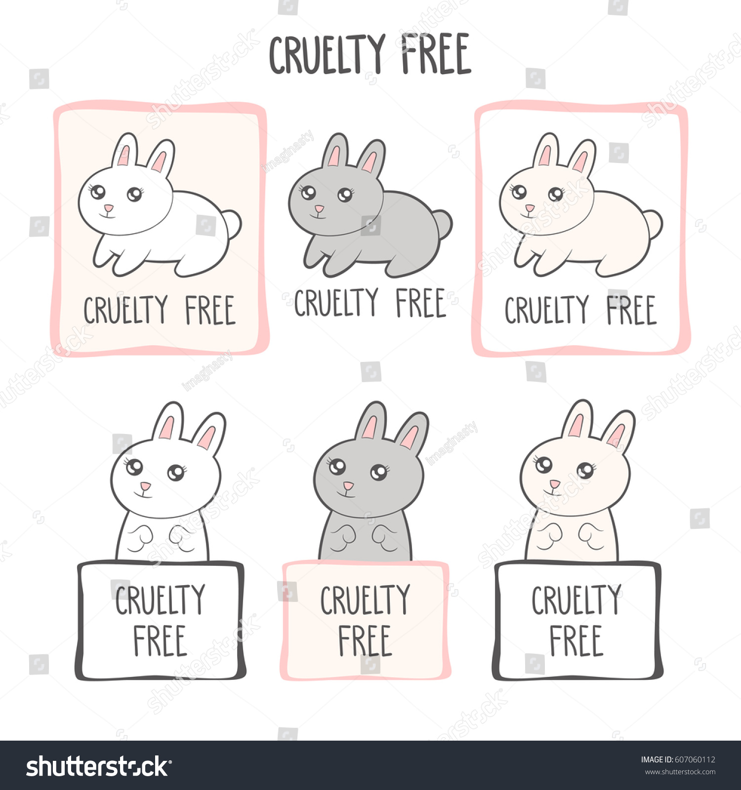 Animal testing symbol choice image symbol and sign ideas cruelty free icon design no animals stock vector 607060112 no animals testing sign icon product not biocorpaavc Gallery