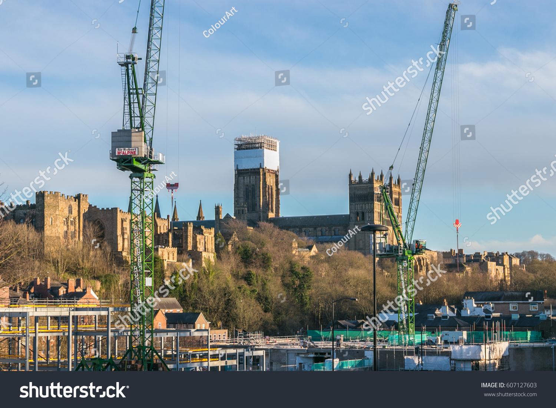 Durham U K 21st March 2017 Stock Photo Edit Now 607127603