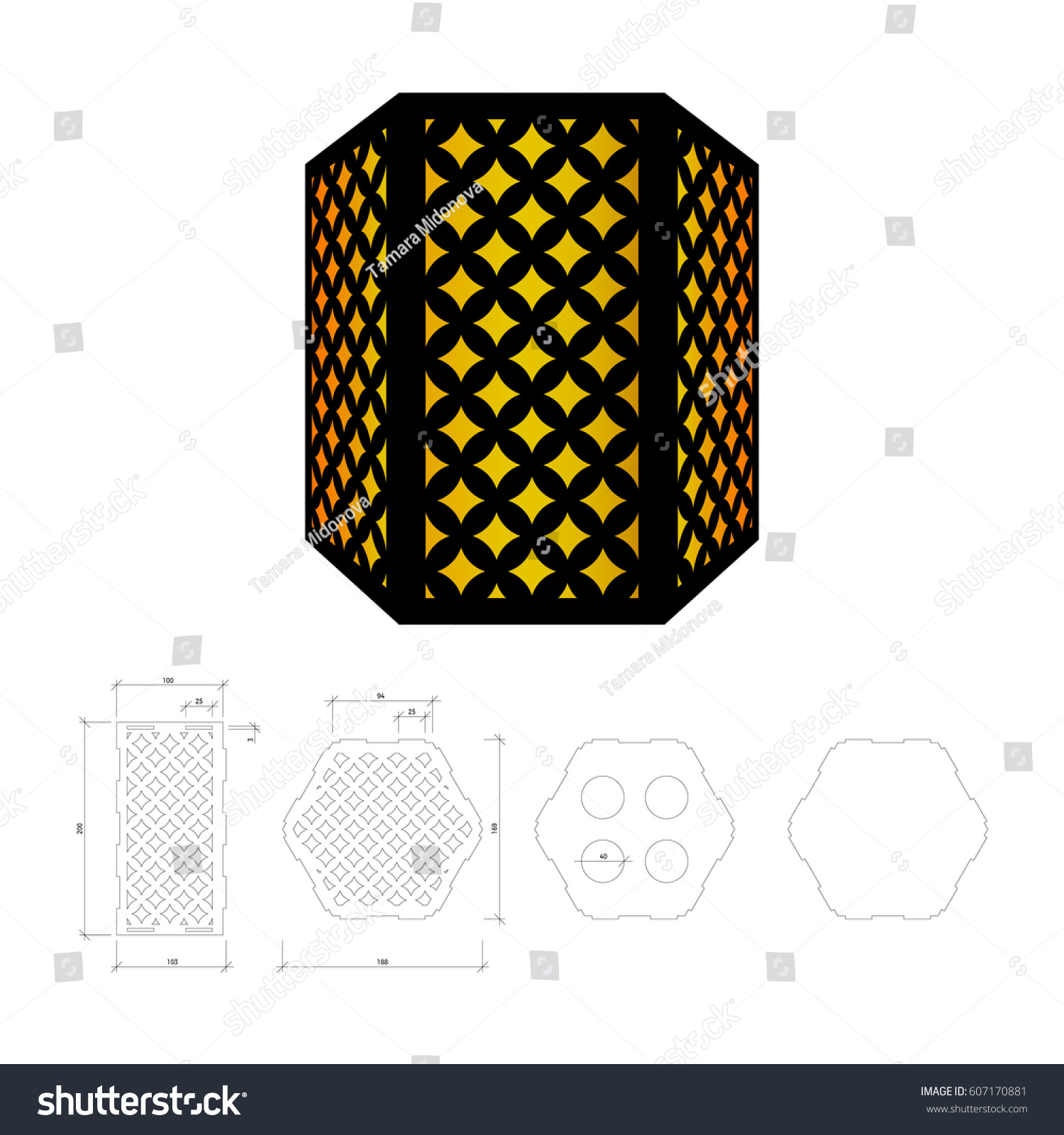 Cut out template lamp candle holder stock vector 607170881 cut out template lamp candle holder stock vector 607170881 shutterstock arubaitofo Image collections