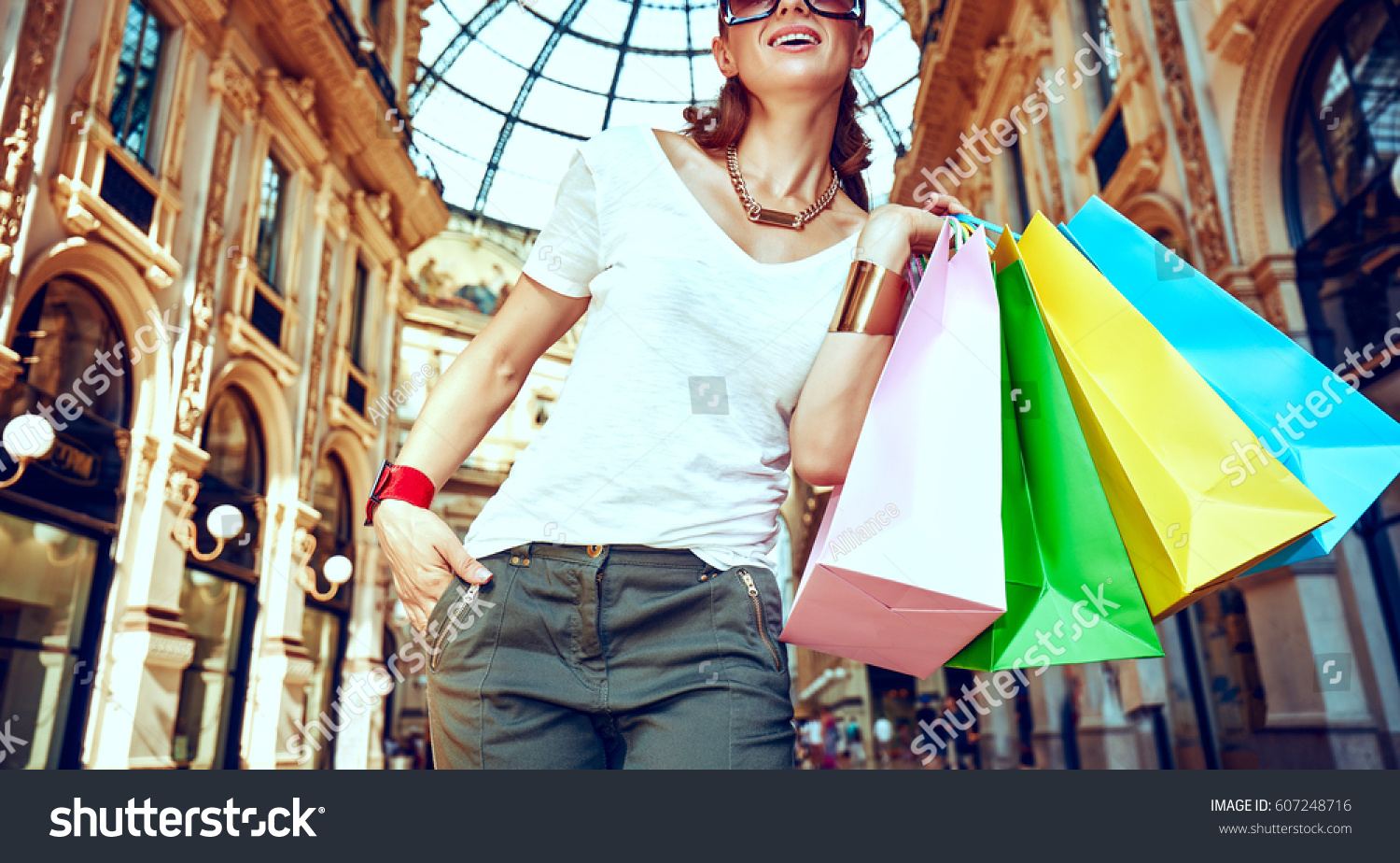 Discover most unexpected trends milan closeup stock photo for Cheap shopping in milan
