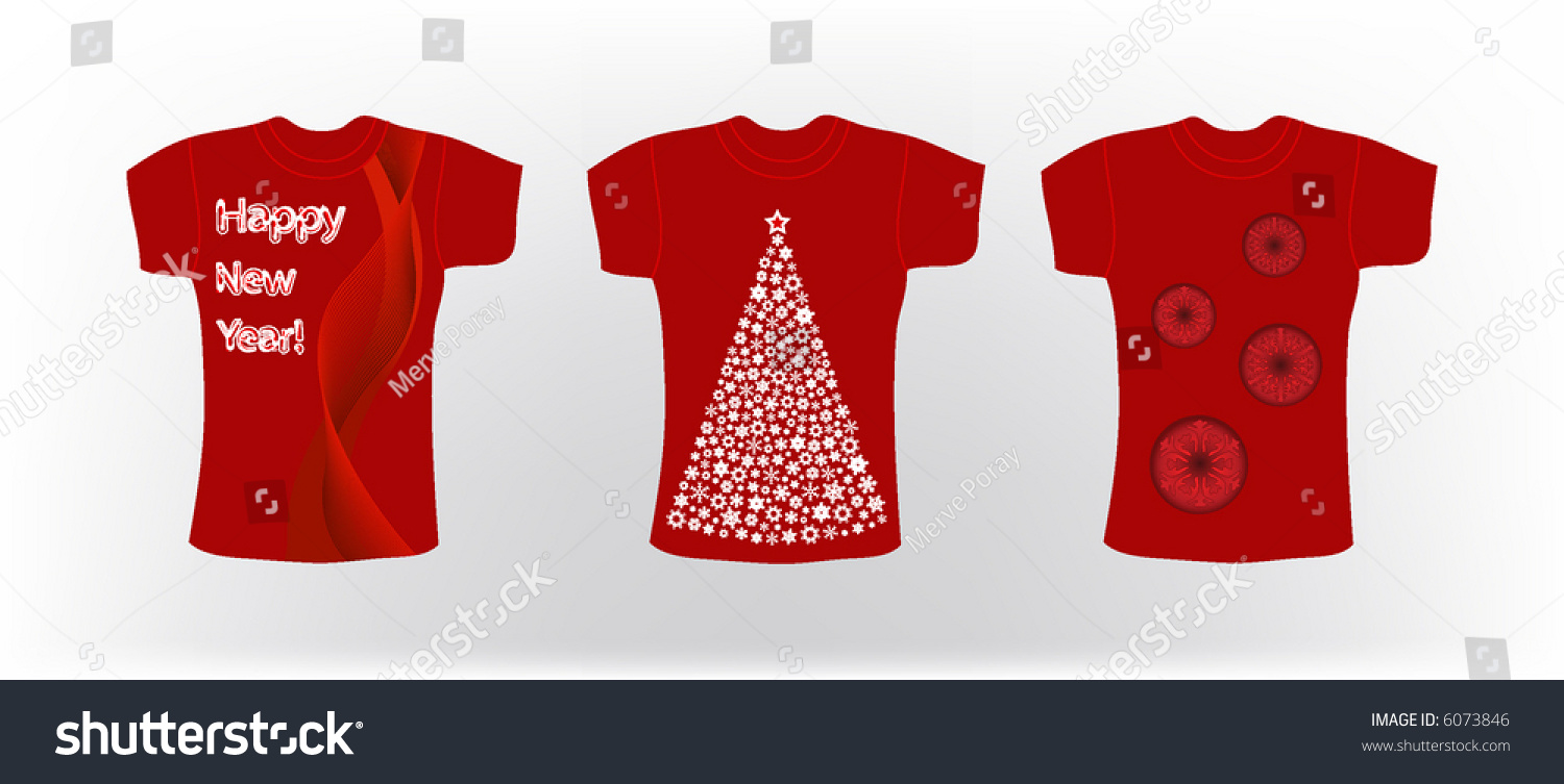 Abstract Retro Vector Christmas Tshirt Design Stock Vector (Royalty ...