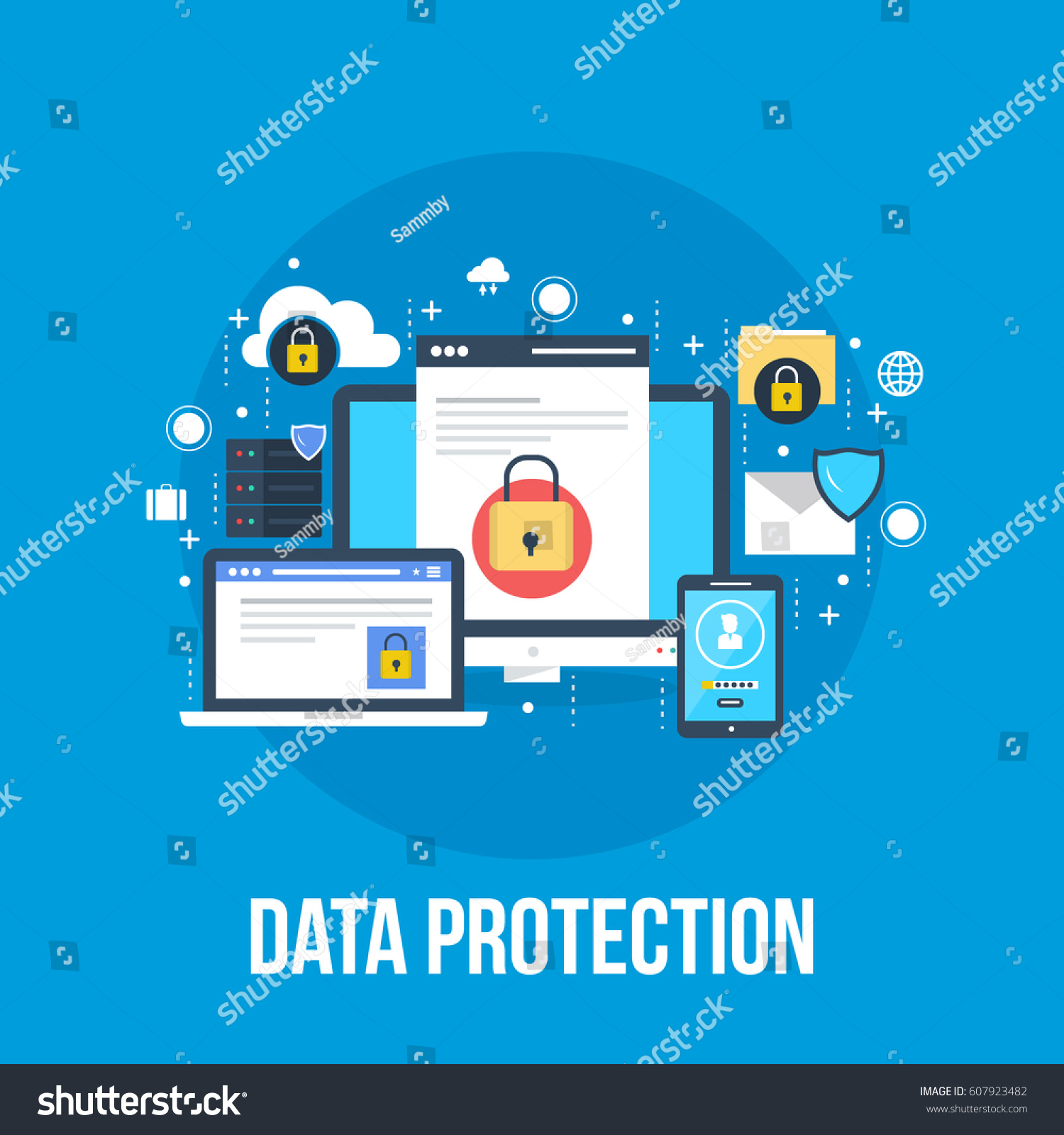A complete data encryption suite with Military Grade Encryption