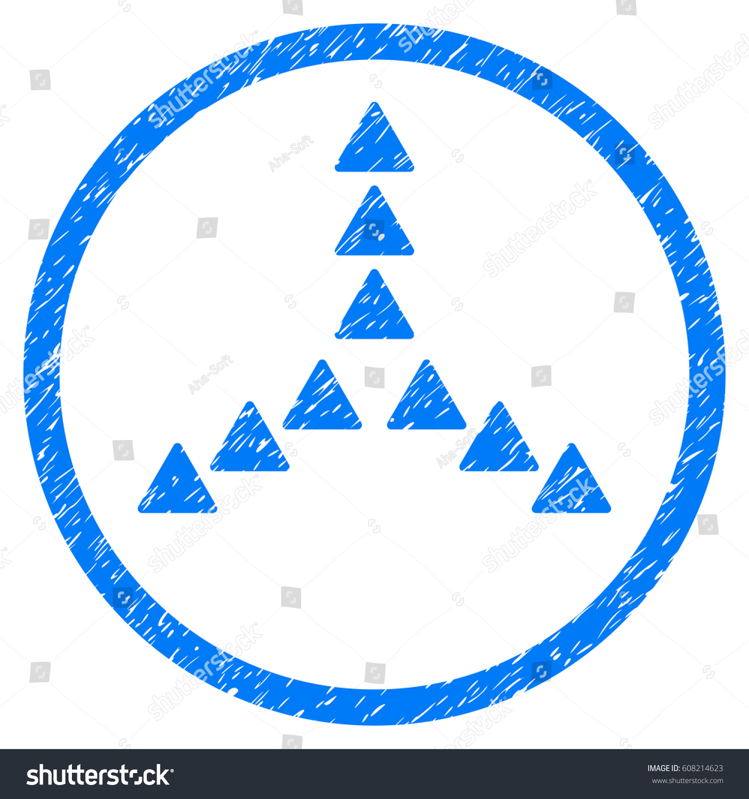 Outside direction grainy textured icon inside stock vector 608214623 outside direction grainy textured icon inside circle for overlay watermark stamps flat symbol with dirty buycottarizona Image collections
