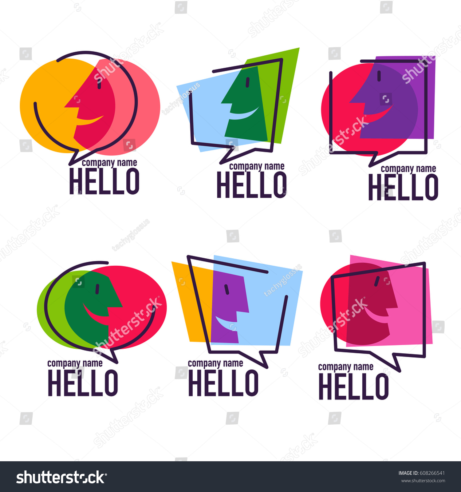 Stock images royalty free images vectors shutterstock similar images to vector collection of talking speaking chatting and communication logo icons signs and symbols biocorpaavc Gallery