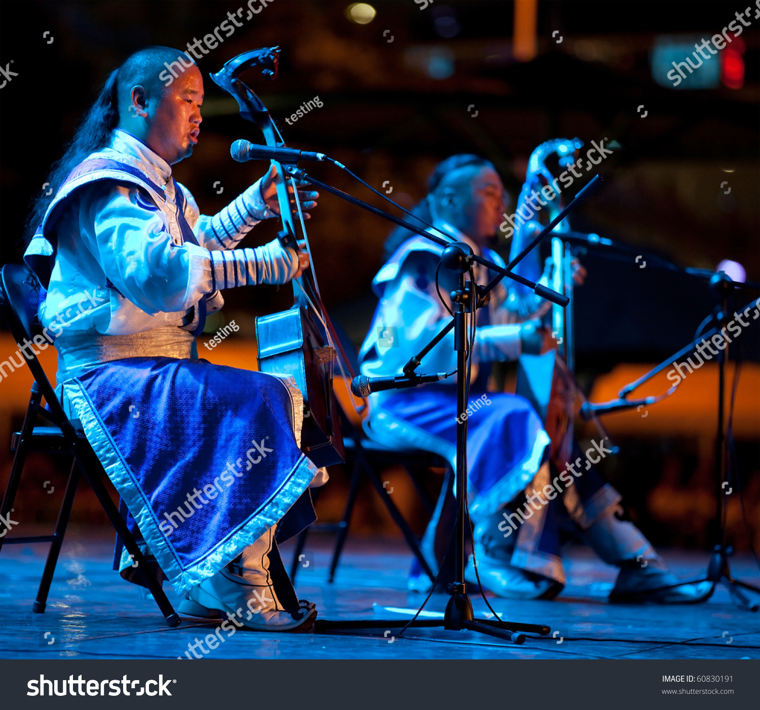 Shanghai - Sep 06: Artists Perform On Stage During ...