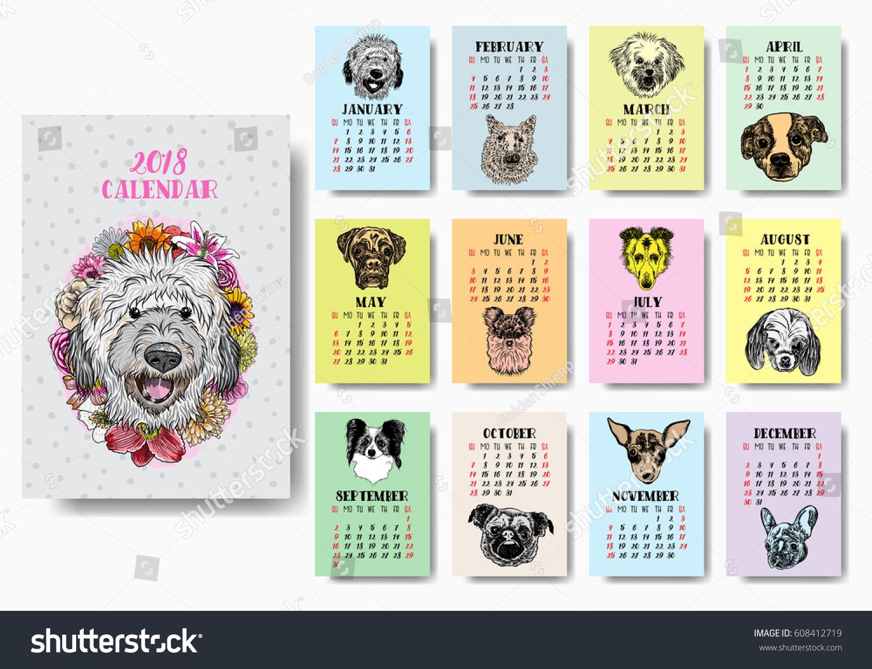 Funny Desk Calendars 2018 Hostgarcia
