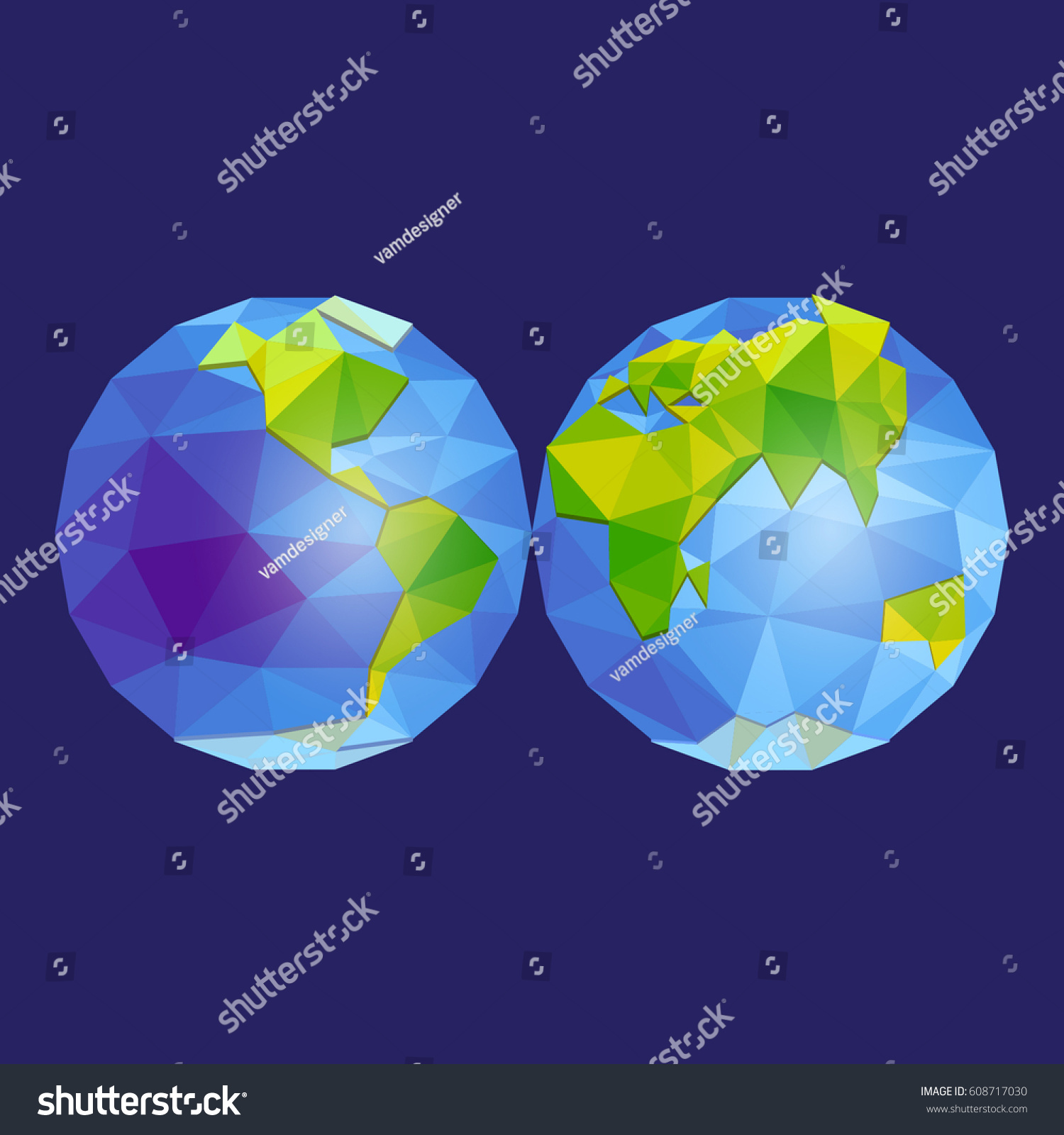 Planet earth two hemispheres earth map stock photo photo vector planet earth two hemispheres of the earth map of the earth gumiabroncs Image collections