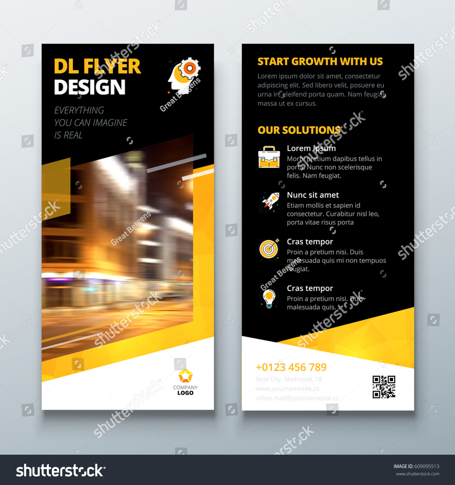yellow flyers