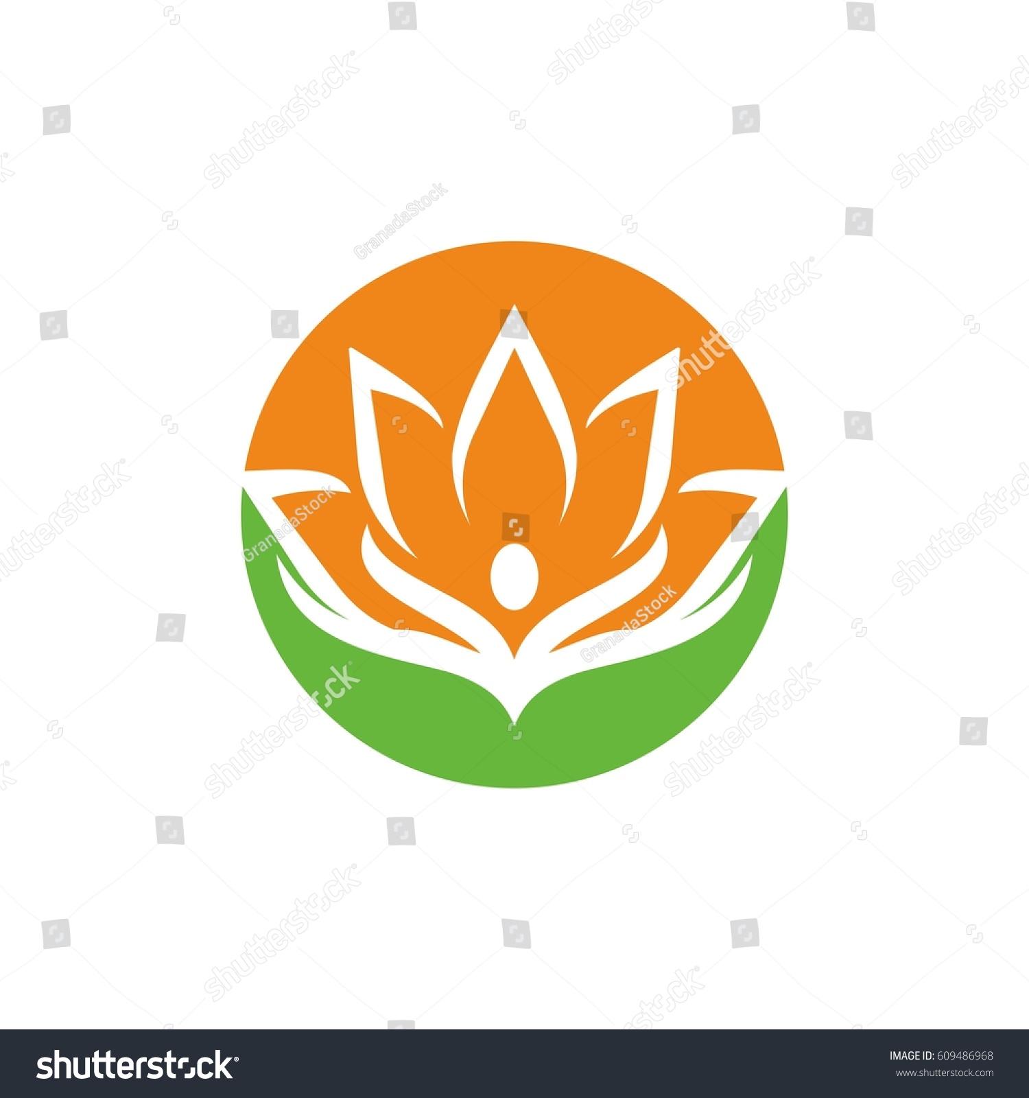 Lotus flower logo design ez canvas id 609486968 izmirmasajfo
