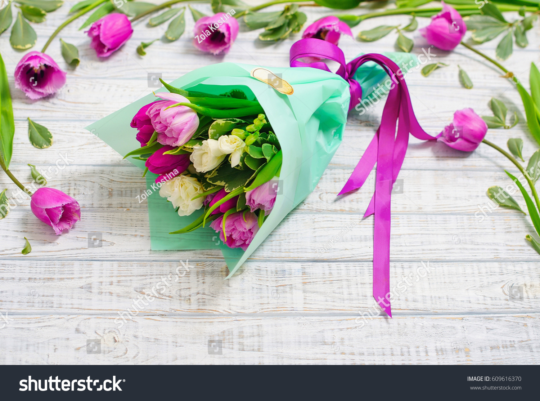 Wedding Decoration Of A Beautiful Delicate Flower Bouquet Ez Canvas