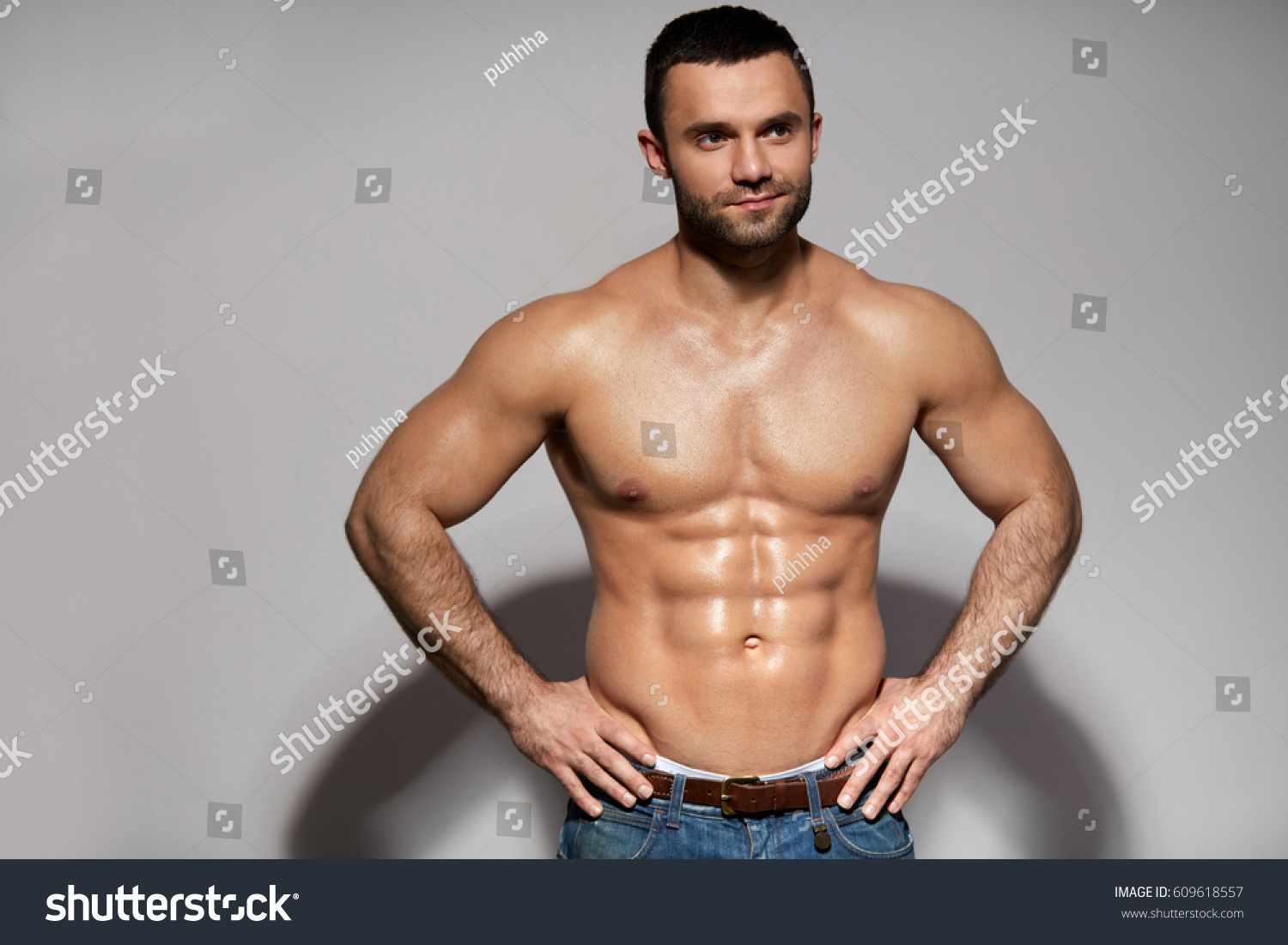 Shape man body perfect Behold, the