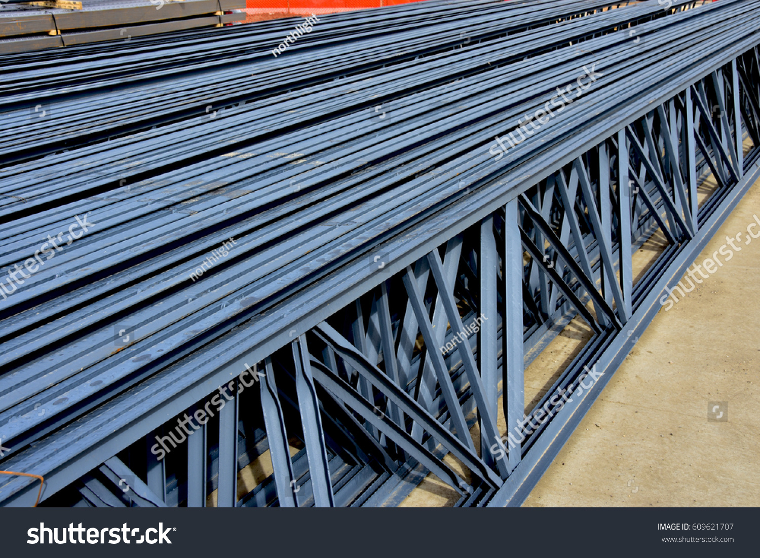 Steel Building Materials : Steel building material nearby commercial construction