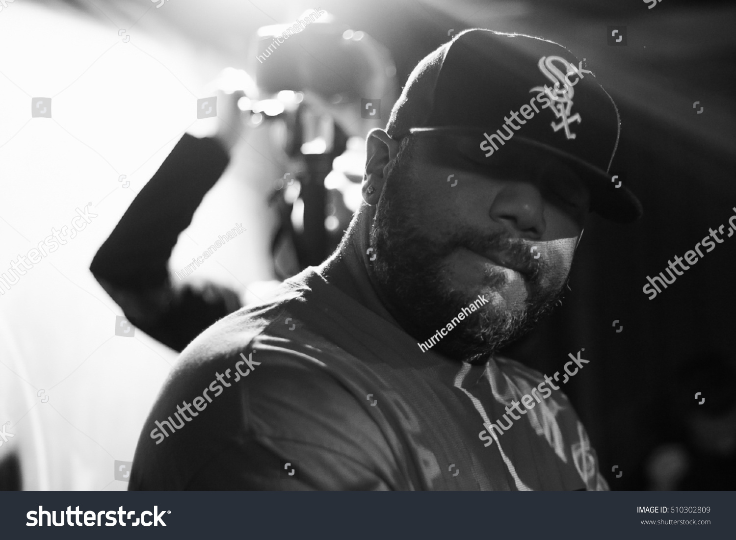 Moscow 19 December2015 Famous Hip Hop Stock Photo 610302809