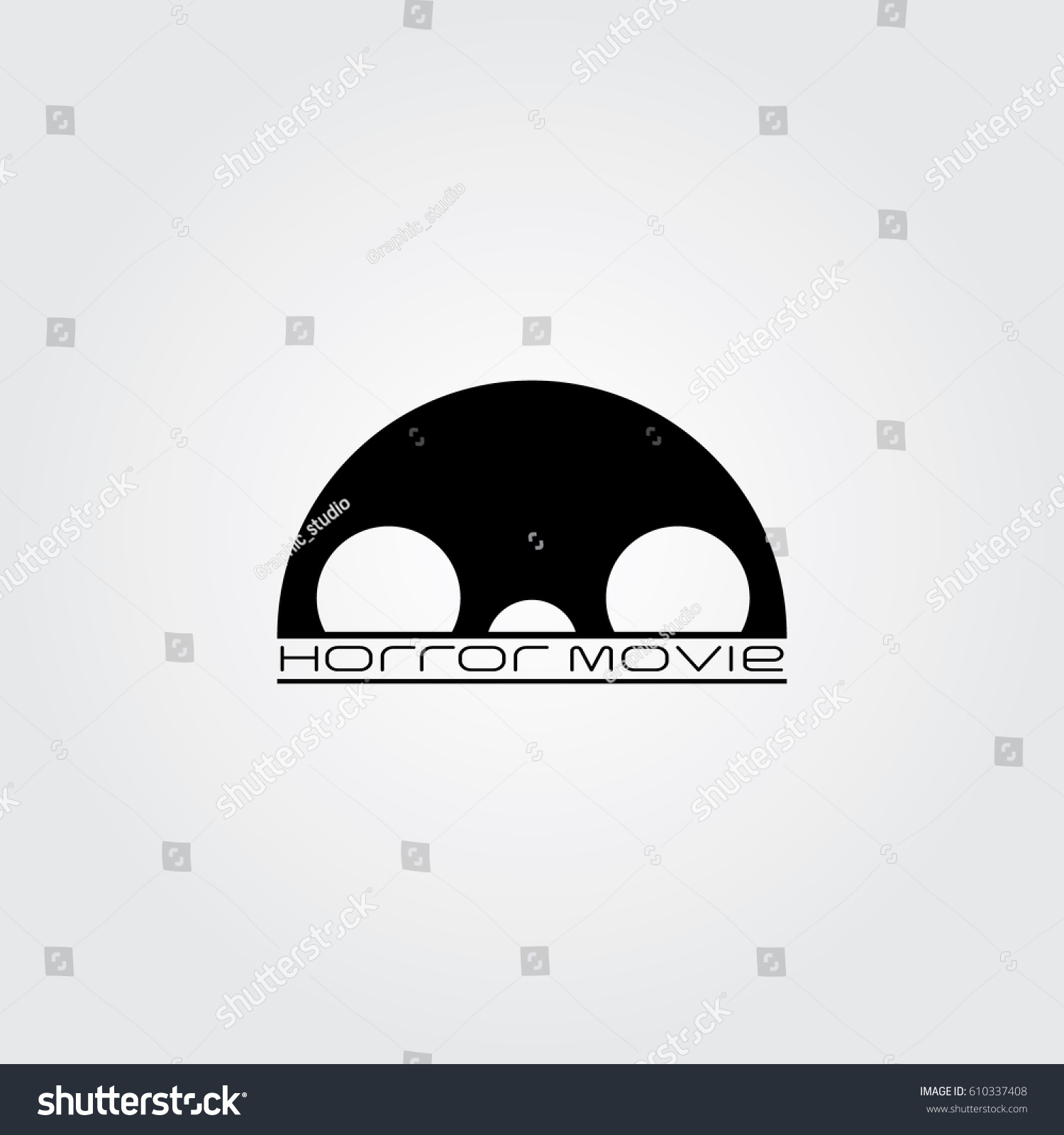 Creative logo design movie television industry stock vector creative logo design for movie and television industry unique symbol template with film roll biocorpaavc